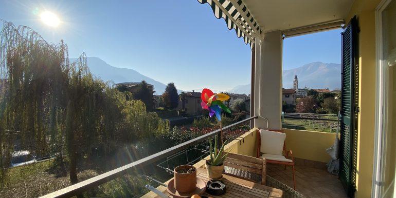 Lago Como Domaso Appartamento con Terrazzo - terrazzo