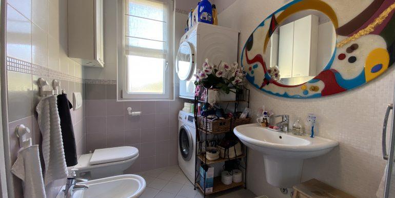 Lago Como Domaso Appartamento con Terrazzo - bagno