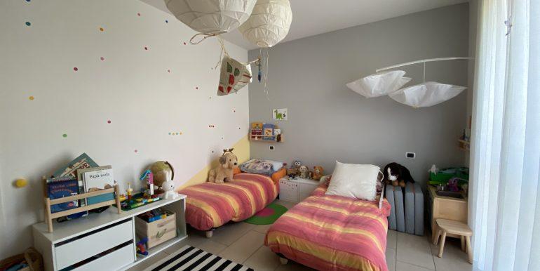 Lago Como Domaso Appartamento con Terrazzo - camera da letto
