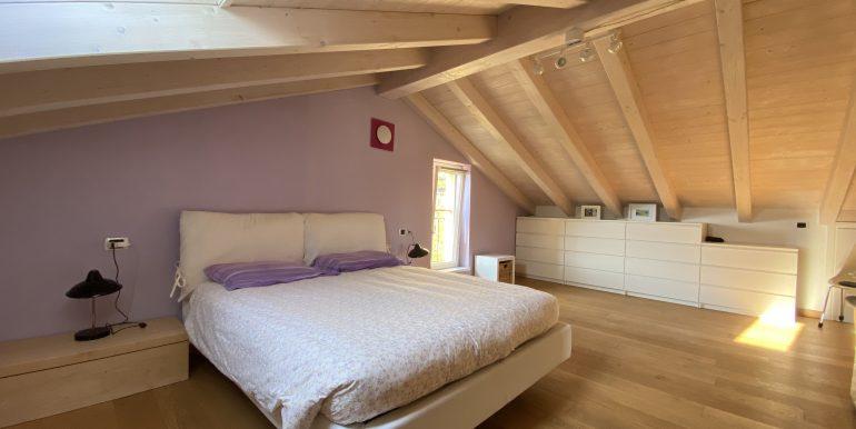 Lago Como Domaso Appartamento con Terrazzo - camera