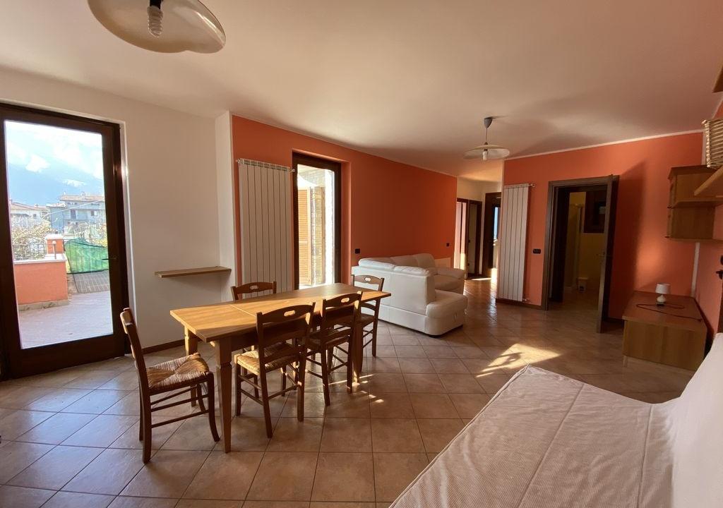 Appartamento Lago Como Gravedona ed Uniti - living room