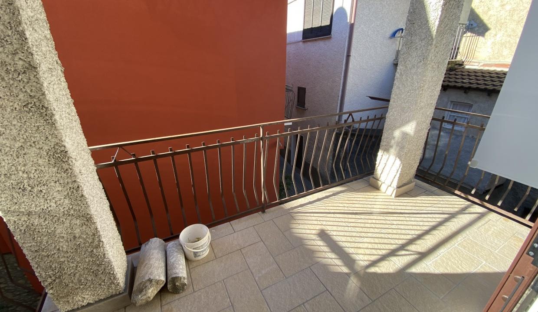 Appartamento Lago Como Dongo Collinare - terrazzo
