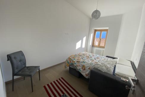 Appartamento Lago Como Dongo Collinare - camera