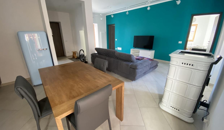 Appartamento Lago Como Dongo Collinare - soggiorno