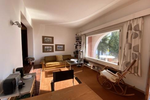 Appartamento Vista Lago Como Domaso - SOGGIORNO