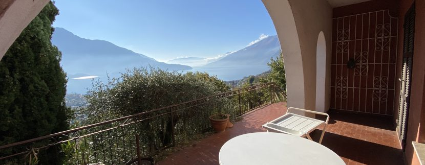 Appartamento Vista Lago Como Domaso - ESTERNO