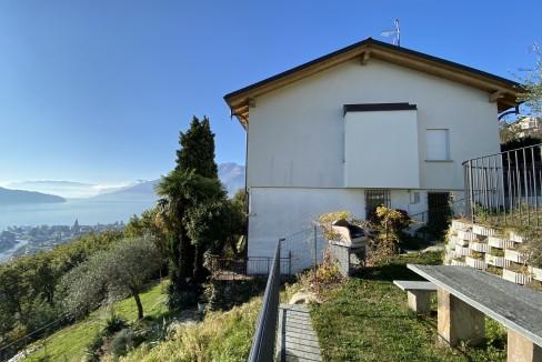 Appartamento Vista Lago Como Domaso - CASA
