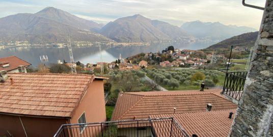 Cremia Casa Ristrutturata Vista Lago Como