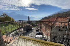Lago Como Gravedona ed Uniti Casa con Vista Lago