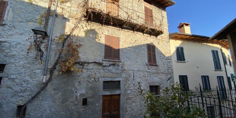 Lago Como Tremezzina Casa in Sasso con Balcone - esterno