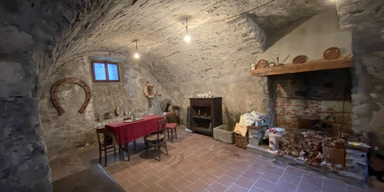 Lago Como Tremezzina Casa in Sasso con Balcone - interni