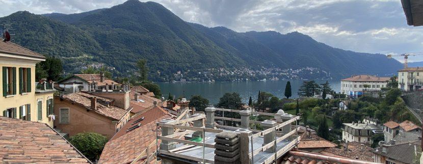 Lago Como Moltrasio Casa da Ristrutturare - vista lago