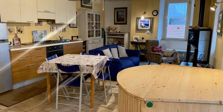 Moltrasio Casa Ristrutturata Vista Lago Como - cucina