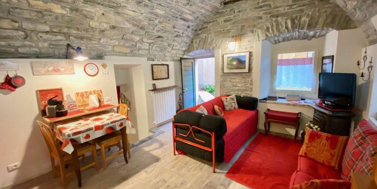 Moltrasio Casa Ristrutturata Vista Lago Como - bilocale
