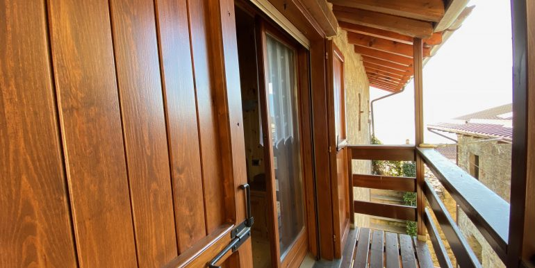 Lago Como Rustico Ristrutturato Gera Lario - balcone