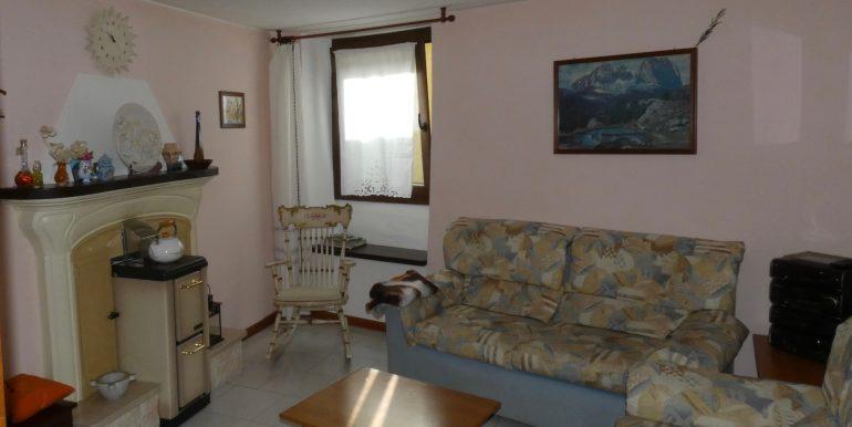 Val Gerola Rasura Casa con Balcone - soggiorno