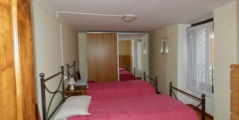 Val Gerola Rasura Casa con Balcone - camera da letto