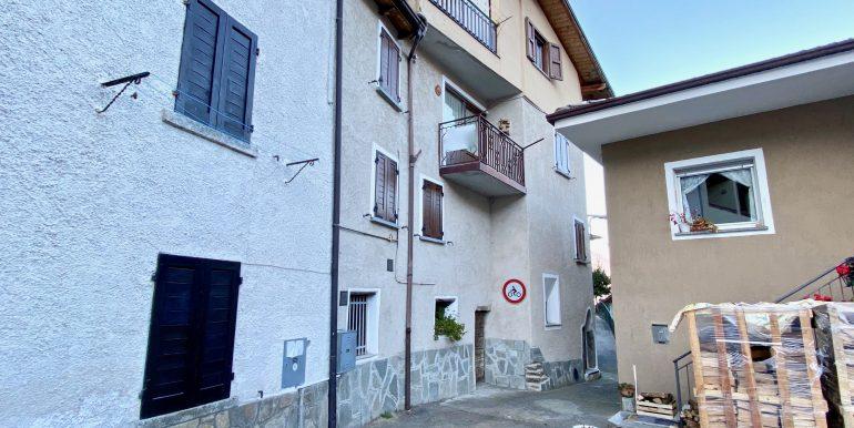 Val Gerola Rasura Casa con Balcone - esterno