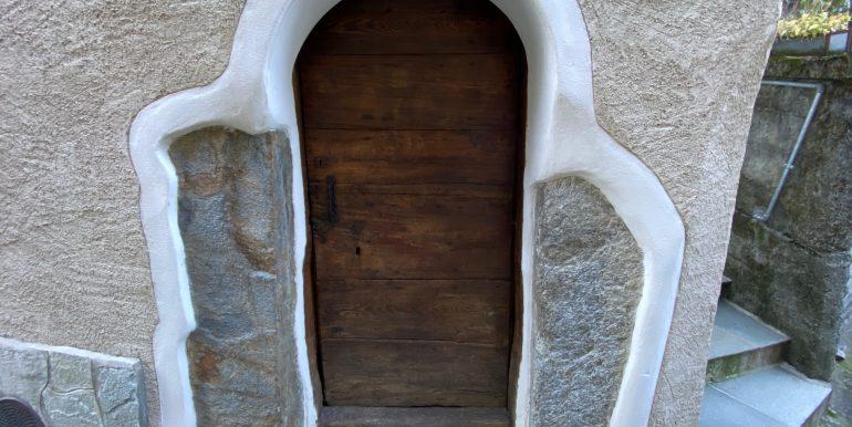 Val Gerola Rasura Casa con Balcone - ingresso