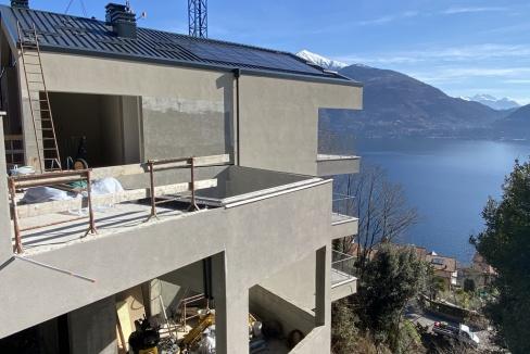 San Siro vista lago Como