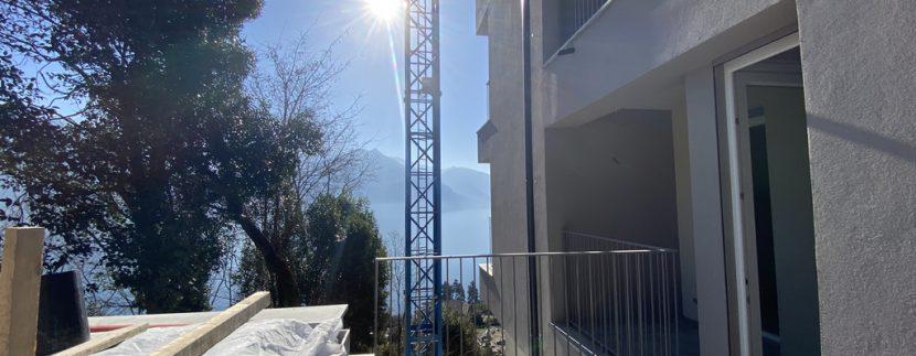 Appartamenti moderni San Siro vista Lago Como
