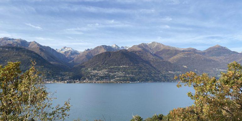 Fronte Lago Como Colico Esclusiva Proprietà - vista