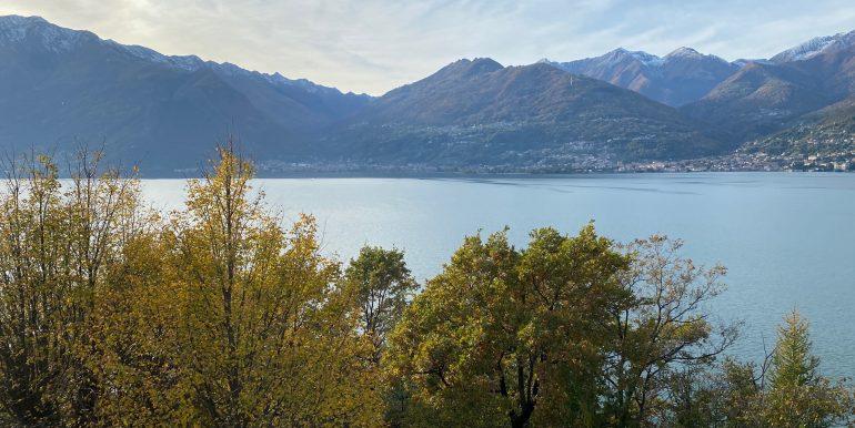 Fronte Lago Como Colico Esclusiva Proprietà - vista lago