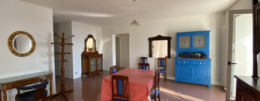 Lago Como Domaso Palazzo Lungolago - soggiorno
