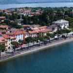 Lago Como Domaso Palazzo Lungolago