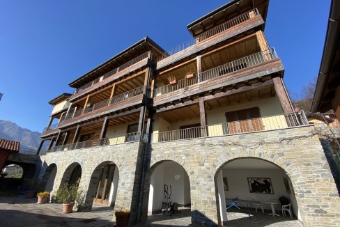 Appartamento Lago Como Gravedona ed Uniti- residence