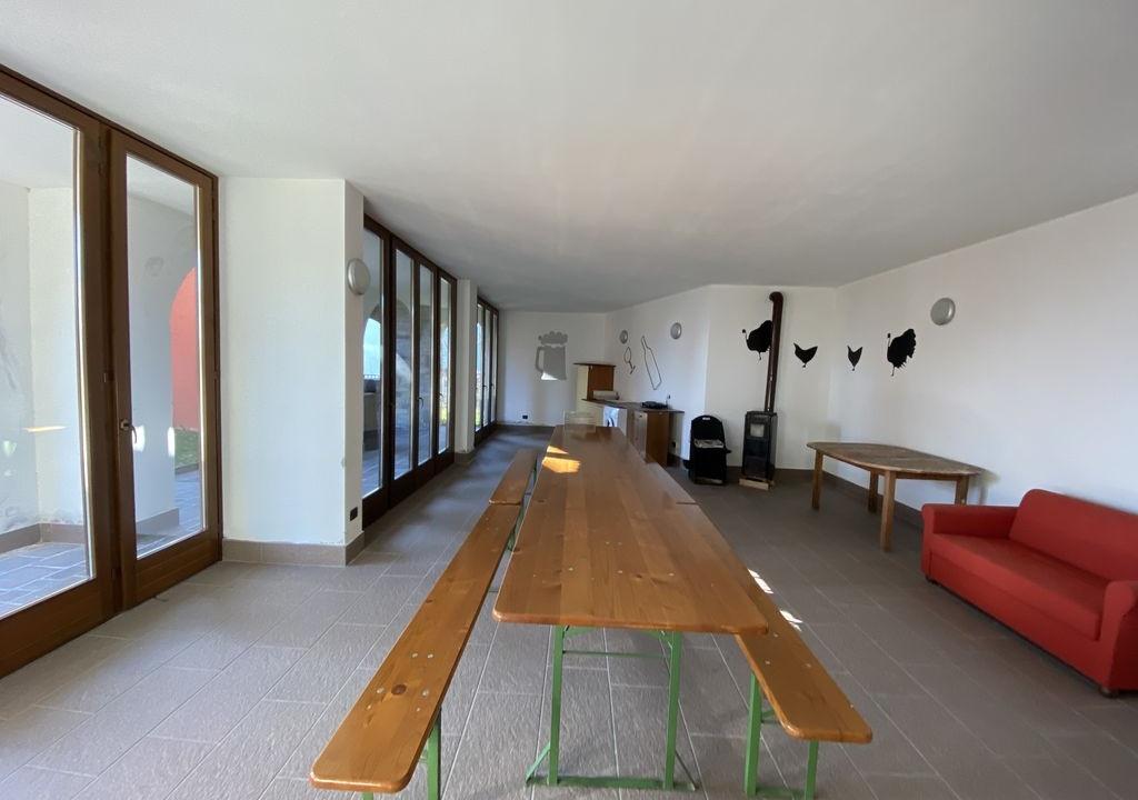 Appartamento Lago Como Gravedona ed Uniti - sala hobby