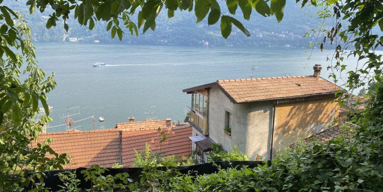 Lago Como Carate Urio Casa da Ristrutturare  - vista lago
