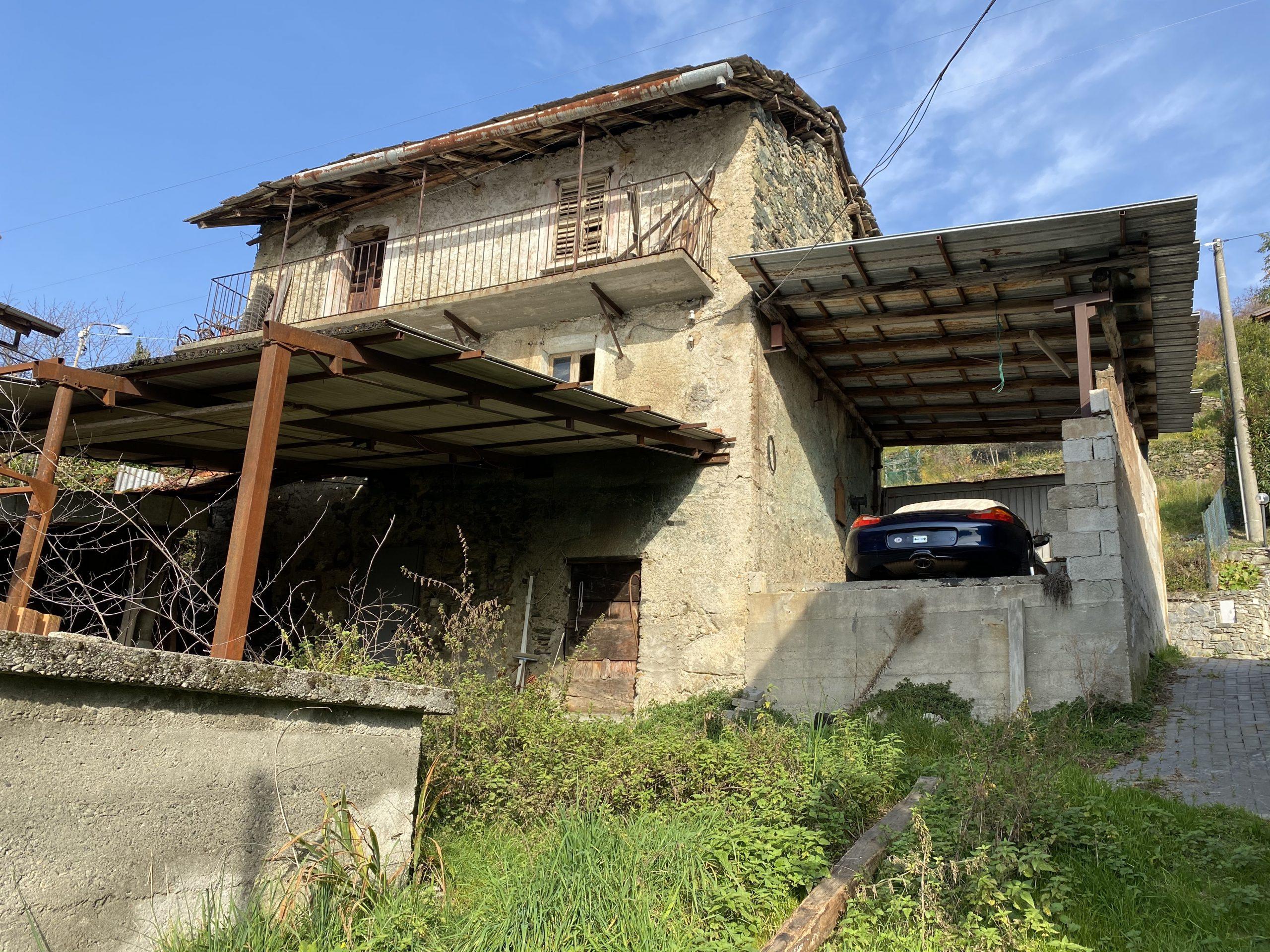 Rustico da Ristrutturare Gravedona ed Uniti Lago Como