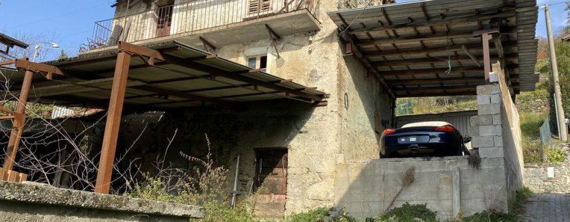 Rustico da Ristrutturare Gravedona ed Uniti Lago Como - esterno