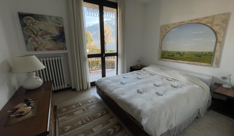 Appartamento Fronte Lago Gera Lario  - camera