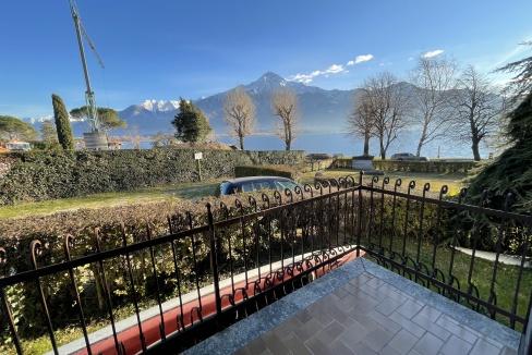 Appartamento Fronte Lago Gera Lario  - vista