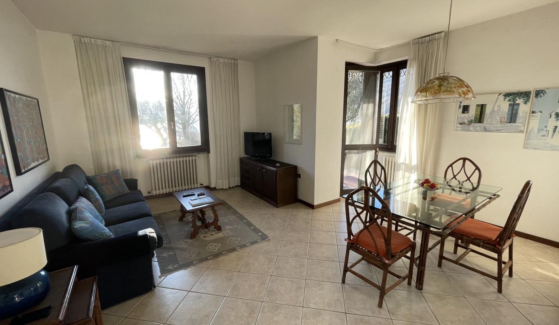 Appartamento Fronte Lago Gera Lario  - soggiorno