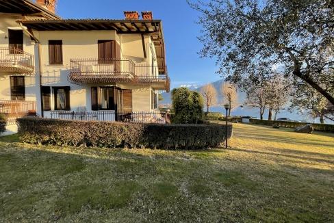 Appartamento Fronte Lago Gera Lario  - posto auto