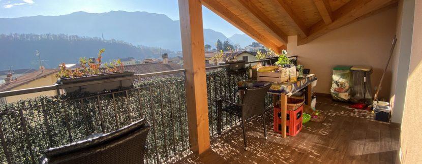 Lago Como Tremezzina Appartamento con Terrazzo - terrazzo