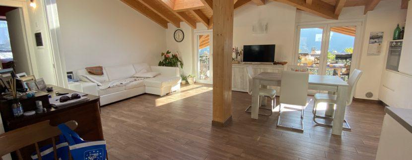 Lago Como Tremezzina Appartamento con Terrazzo - interno