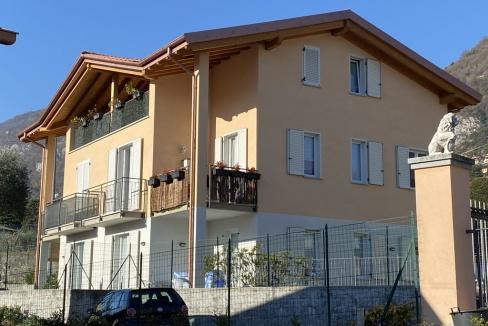 Lago Como Tremezzina Appartamento con Terrazzo - soleggiato