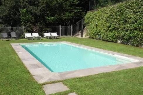 Appartamenti Dorio Lago Como - piscina