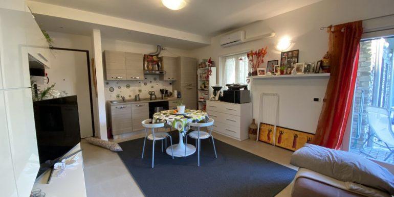 Appartamento Residence con Piscina Domaso - cucina