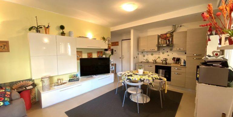 Appartamento Residence con Piscina Domaso - interno