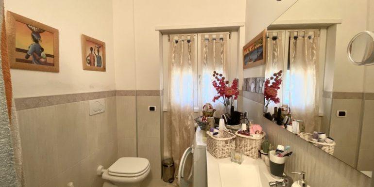 Appartamento Residence con Piscina Domaso - bagno
