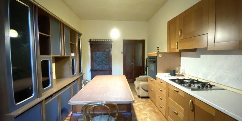 Appartamento Dongo Lago Como - cucina