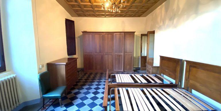 Appartamento Dongo Lago Como - camera