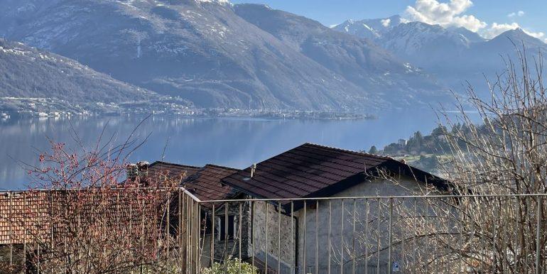 Appartamenti Pianello del Lario Vista Lago Como con piscina - vista lago