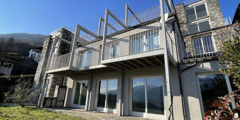 Appartamenti Pianello del Lario Vista Lago Como con piscina - F2