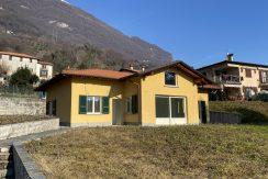 Villa Indipendente con Giardino Lago di Como Lenno - facciata
